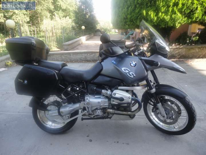 BMW r 1150 - Lariano - RM